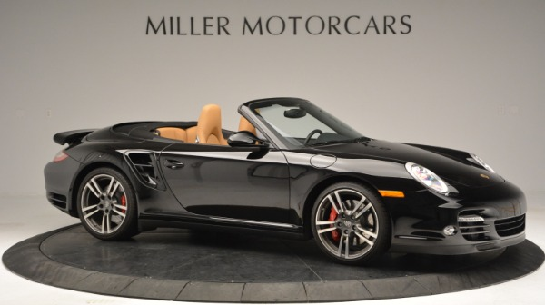 Used 2012 Porsche 911 Turbo for sale Sold at Rolls-Royce Motor Cars Greenwich in Greenwich CT 06830 10