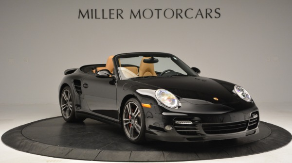 Used 2012 Porsche 911 Turbo for sale Sold at Rolls-Royce Motor Cars Greenwich in Greenwich CT 06830 11