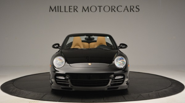 Used 2012 Porsche 911 Turbo for sale Sold at Rolls-Royce Motor Cars Greenwich in Greenwich CT 06830 12