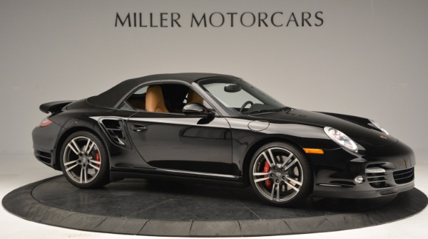 Used 2012 Porsche 911 Turbo for sale Sold at Rolls-Royce Motor Cars Greenwich in Greenwich CT 06830 17