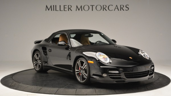 Used 2012 Porsche 911 Turbo for sale Sold at Rolls-Royce Motor Cars Greenwich in Greenwich CT 06830 18
