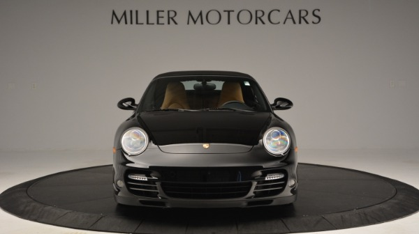 Used 2012 Porsche 911 Turbo for sale Sold at Rolls-Royce Motor Cars Greenwich in Greenwich CT 06830 19