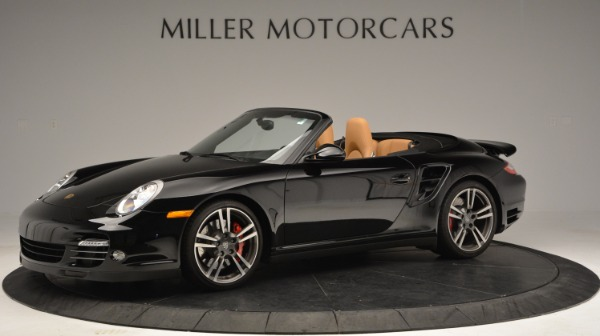 Used 2012 Porsche 911 Turbo for sale Sold at Rolls-Royce Motor Cars Greenwich in Greenwich CT 06830 2