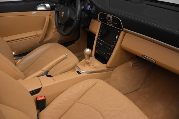 Used 2012 Porsche 911 Turbo for sale Sold at Rolls-Royce Motor Cars Greenwich in Greenwich CT 06830 24