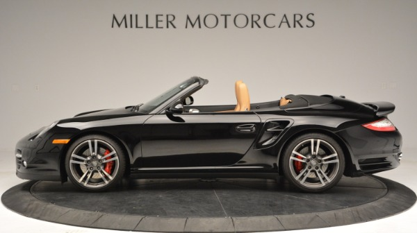 Used 2012 Porsche 911 Turbo for sale Sold at Rolls-Royce Motor Cars Greenwich in Greenwich CT 06830 3