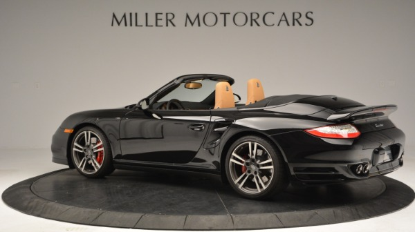 Used 2012 Porsche 911 Turbo for sale Sold at Rolls-Royce Motor Cars Greenwich in Greenwich CT 06830 4