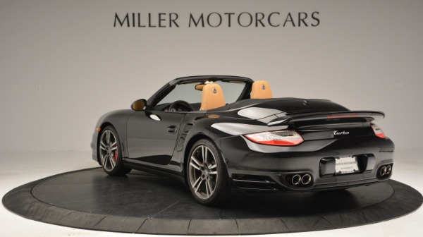 Used 2012 Porsche 911 Turbo for sale Sold at Rolls-Royce Motor Cars Greenwich in Greenwich CT 06830 5