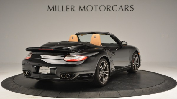 Used 2012 Porsche 911 Turbo for sale Sold at Rolls-Royce Motor Cars Greenwich in Greenwich CT 06830 7