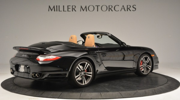 Used 2012 Porsche 911 Turbo for sale Sold at Rolls-Royce Motor Cars Greenwich in Greenwich CT 06830 8