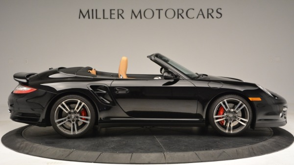 Used 2012 Porsche 911 Turbo for sale Sold at Rolls-Royce Motor Cars Greenwich in Greenwich CT 06830 9