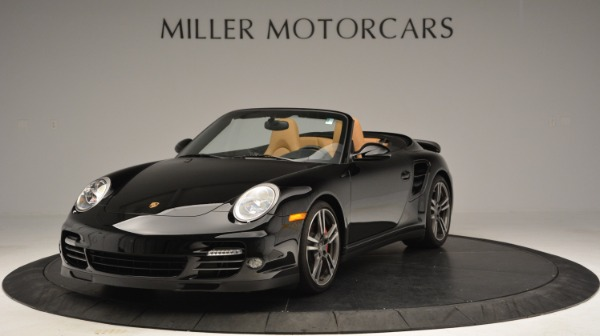 Used 2012 Porsche 911 Turbo for sale Sold at Rolls-Royce Motor Cars Greenwich in Greenwich CT 06830 1