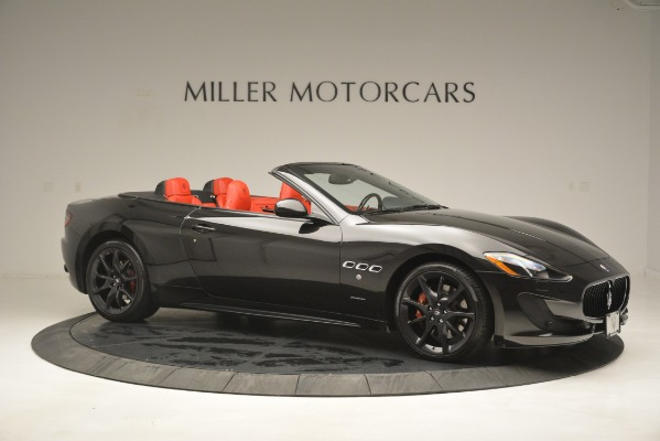 Used 2014 Maserati GranTurismo Sport for sale Sold at Rolls-Royce Motor Cars Greenwich in Greenwich CT 06830 11