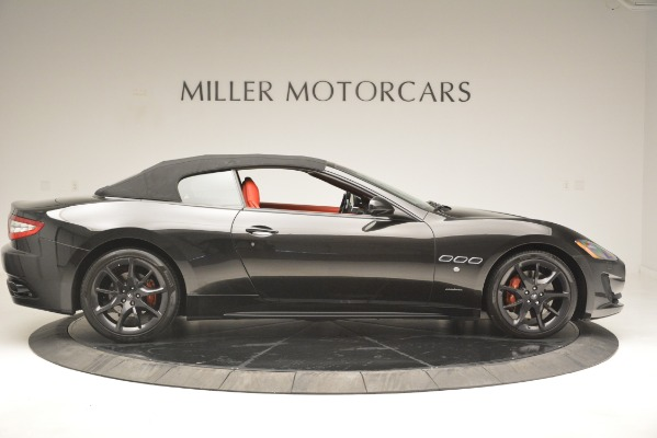 Used 2014 Maserati GranTurismo Sport for sale Sold at Rolls-Royce Motor Cars Greenwich in Greenwich CT 06830 17