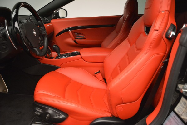 Used 2014 Maserati GranTurismo Sport for sale Sold at Rolls-Royce Motor Cars Greenwich in Greenwich CT 06830 20