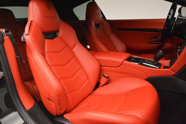 Used 2014 Maserati GranTurismo Sport for sale Sold at Rolls-Royce Motor Cars Greenwich in Greenwich CT 06830 24
