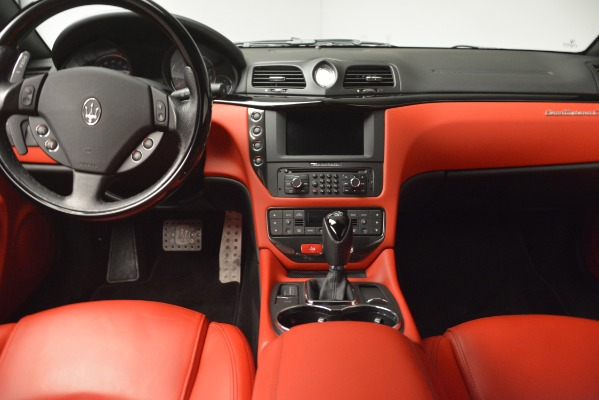 Used 2014 Maserati GranTurismo Sport for sale Sold at Rolls-Royce Motor Cars Greenwich in Greenwich CT 06830 26