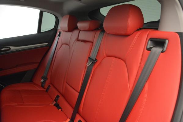 New 2019 Alfa Romeo Stelvio Sport Q4 for sale Sold at Rolls-Royce Motor Cars Greenwich in Greenwich CT 06830 18