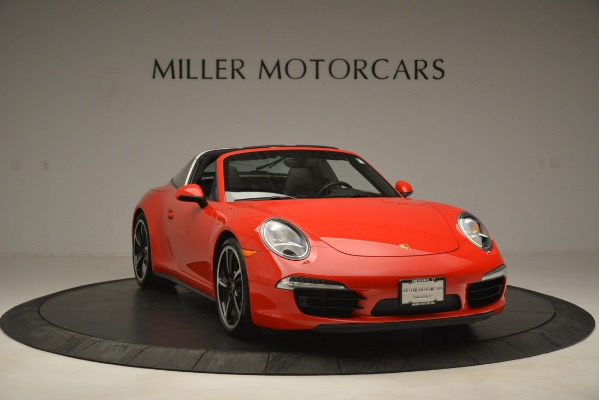 Used 2016 Porsche 911 Targa 4S for sale Sold at Rolls-Royce Motor Cars Greenwich in Greenwich CT 06830 11