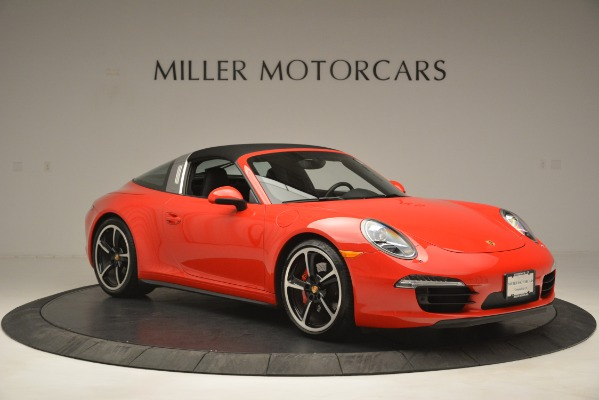 Used 2016 Porsche 911 Targa 4S for sale Sold at Rolls-Royce Motor Cars Greenwich in Greenwich CT 06830 18