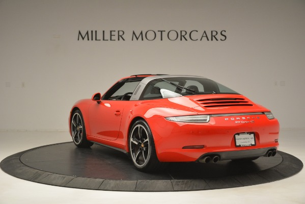 Used 2016 Porsche 911 Targa 4S for sale Sold at Rolls-Royce Motor Cars Greenwich in Greenwich CT 06830 5