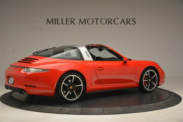 Used 2016 Porsche 911 Targa 4S for sale Sold at Rolls-Royce Motor Cars Greenwich in Greenwich CT 06830 8