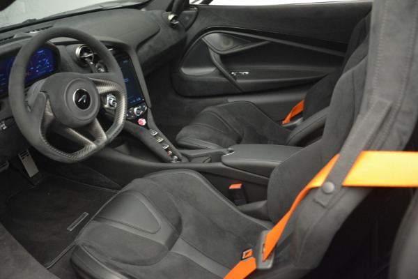 New 2019 McLaren 720S Coupe for sale Sold at Rolls-Royce Motor Cars Greenwich in Greenwich CT 06830 16