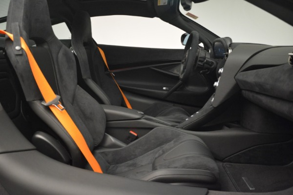 New 2019 McLaren 720S Coupe for sale Sold at Rolls-Royce Motor Cars Greenwich in Greenwich CT 06830 20