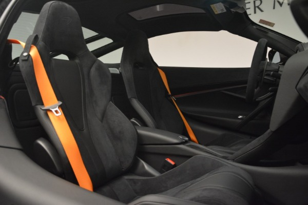 New 2019 McLaren 720S Coupe for sale Sold at Rolls-Royce Motor Cars Greenwich in Greenwich CT 06830 21