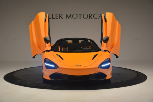 New 2020 McLaren 720S Spider for sale Sold at Rolls-Royce Motor Cars Greenwich in Greenwich CT 06830 13