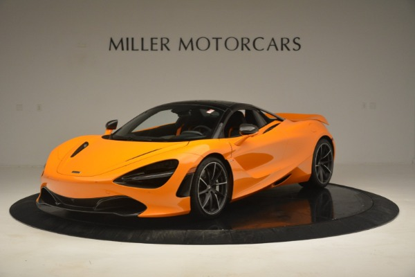 New 2020 McLaren 720S Spider for sale Sold at Rolls-Royce Motor Cars Greenwich in Greenwich CT 06830 15