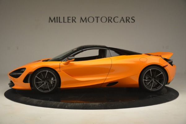 New 2020 McLaren 720S Spider for sale Sold at Rolls-Royce Motor Cars Greenwich in Greenwich CT 06830 16