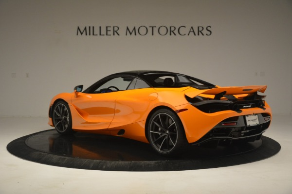 New 2020 McLaren 720S Spider for sale Sold at Rolls-Royce Motor Cars Greenwich in Greenwich CT 06830 17