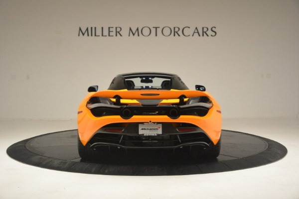 New 2020 McLaren 720S Spider for sale Sold at Rolls-Royce Motor Cars Greenwich in Greenwich CT 06830 18