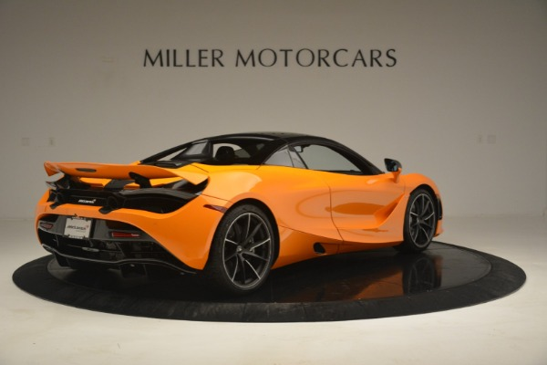 New 2020 McLaren 720S Spider for sale Sold at Rolls-Royce Motor Cars Greenwich in Greenwich CT 06830 19