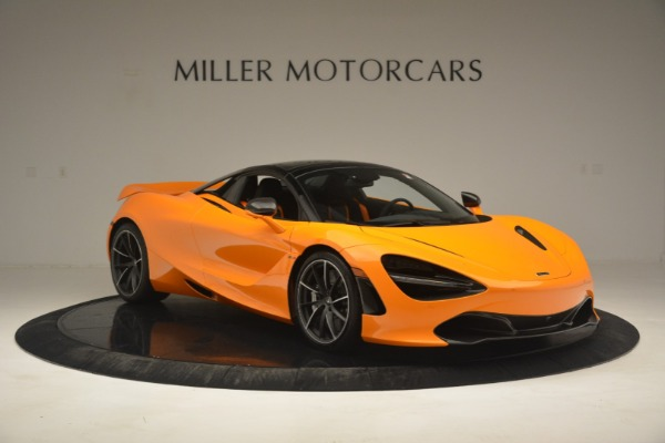 New 2020 McLaren 720S Spider for sale Sold at Rolls-Royce Motor Cars Greenwich in Greenwich CT 06830 21