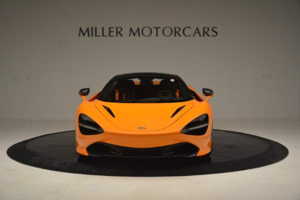 New 2020 McLaren 720S Spider for sale Sold at Rolls-Royce Motor Cars Greenwich in Greenwich CT 06830 22