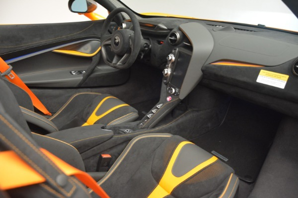 New 2020 McLaren 720S Spider for sale Sold at Rolls-Royce Motor Cars Greenwich in Greenwich CT 06830 27