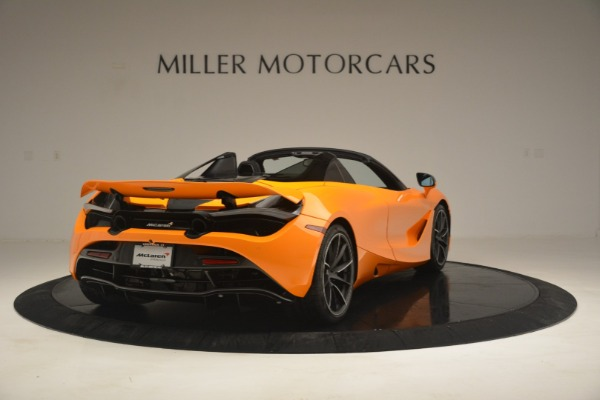 New 2020 McLaren 720S Spider for sale Sold at Rolls-Royce Motor Cars Greenwich in Greenwich CT 06830 7