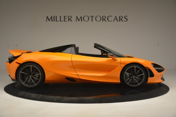 New 2020 McLaren 720S Spider for sale Sold at Rolls-Royce Motor Cars Greenwich in Greenwich CT 06830 9