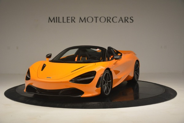 New 2020 McLaren 720S Spider for sale Sold at Rolls-Royce Motor Cars Greenwich in Greenwich CT 06830 1