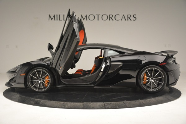 New 2019 McLaren 600LT Coupe for sale Sold at Rolls-Royce Motor Cars Greenwich in Greenwich CT 06830 16
