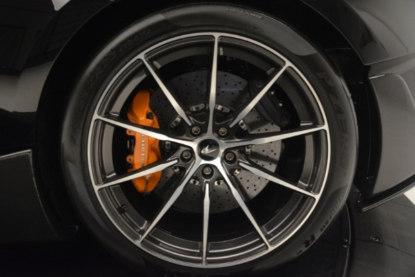 New 2019 McLaren 600LT Coupe for sale Sold at Rolls-Royce Motor Cars Greenwich in Greenwich CT 06830 17