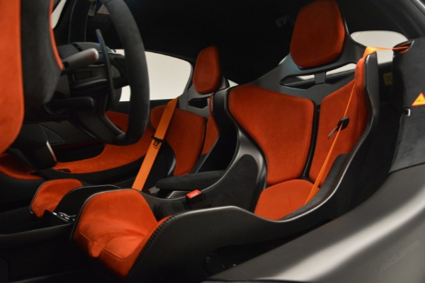 New 2019 McLaren 600LT Coupe for sale Sold at Rolls-Royce Motor Cars Greenwich in Greenwich CT 06830 20