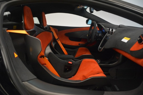 New 2019 McLaren 600LT Coupe for sale Sold at Rolls-Royce Motor Cars Greenwich in Greenwich CT 06830 22