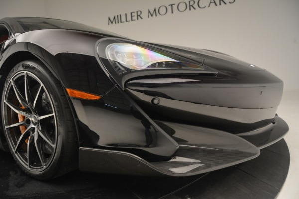 New 2019 McLaren 600LT Coupe for sale Sold at Rolls-Royce Motor Cars Greenwich in Greenwich CT 06830 24