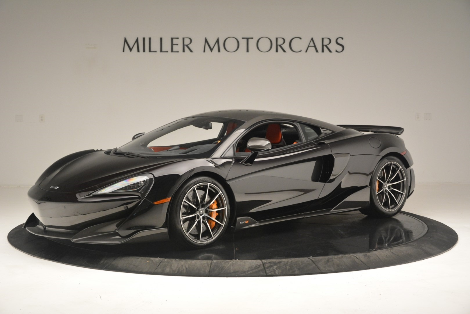 New 2019 McLaren 600LT Coupe for sale Sold at Rolls-Royce Motor Cars Greenwich in Greenwich CT 06830 1