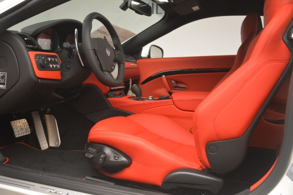 New 2018 Maserati GranTurismo Sport for sale Sold at Rolls-Royce Motor Cars Greenwich in Greenwich CT 06830 15