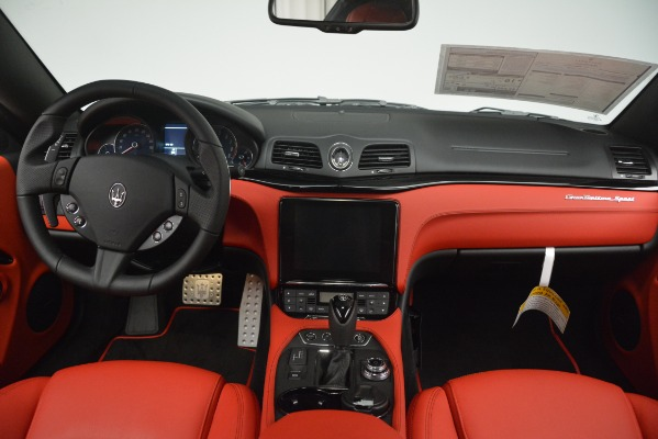 New 2018 Maserati GranTurismo Sport for sale Sold at Rolls-Royce Motor Cars Greenwich in Greenwich CT 06830 17
