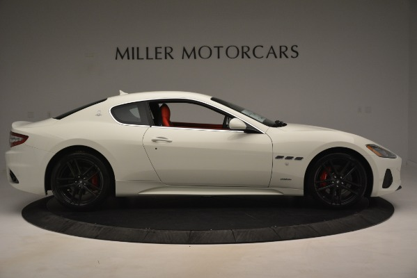 New 2018 Maserati GranTurismo Sport for sale Sold at Rolls-Royce Motor Cars Greenwich in Greenwich CT 06830 9
