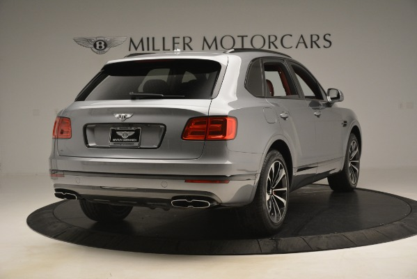 New 2019 Bentley Bentayga V8 for sale Sold at Rolls-Royce Motor Cars Greenwich in Greenwich CT 06830 7